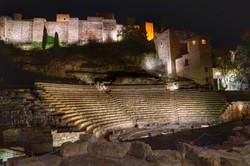 Przewodnik Malaga - Teatro Romano