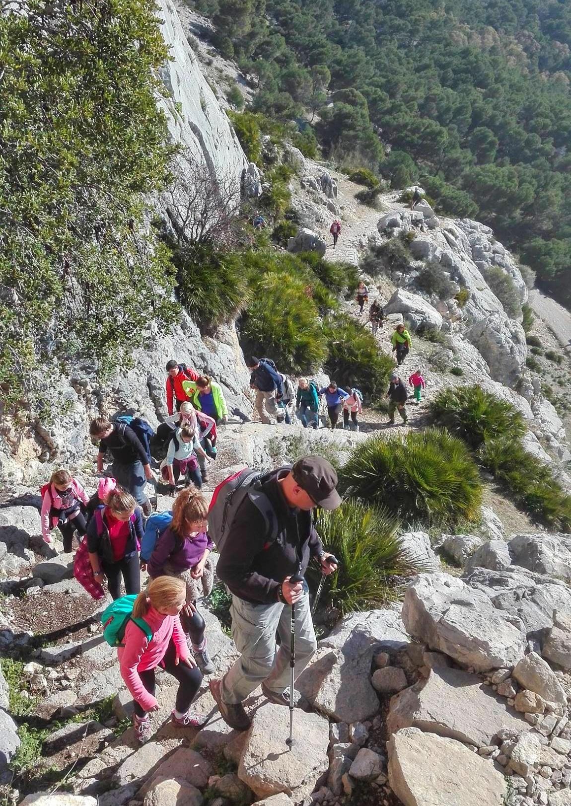 Przewodnik Malaga - Wycieczki Górski