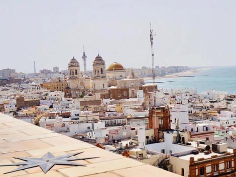 Kadyks- jedna z 50 destynacji, które trzeba odwiedzić w 2019 roku