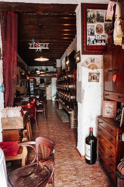 Przewodnik Malaga - Tapas Bar