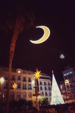 Boże Narodzenie w Maladze 2015