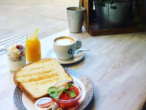 Śniadanie w Maladze - Dream Dulces