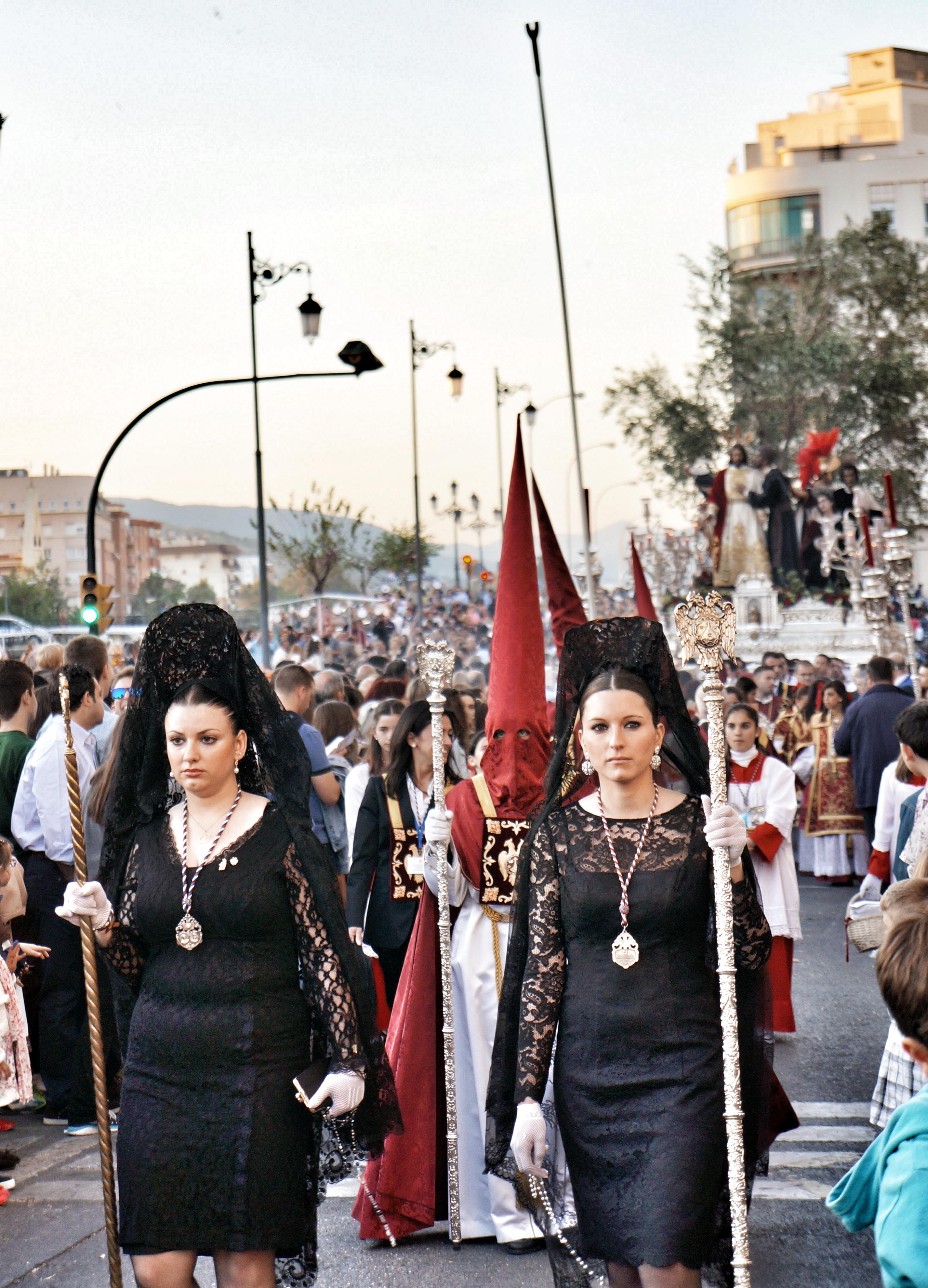 Semana Santa w Maladze