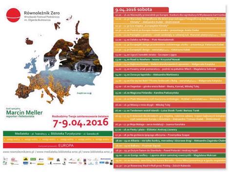 Wroclawski Festiwal Podrozniczy :)