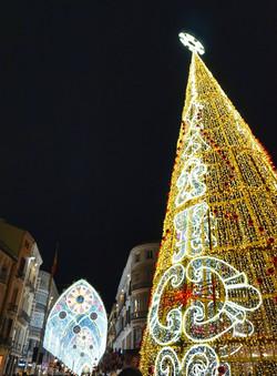 Boże Narodzenie w Maladze 2017