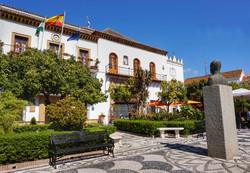 Plaza de los Naranjos - Marbella