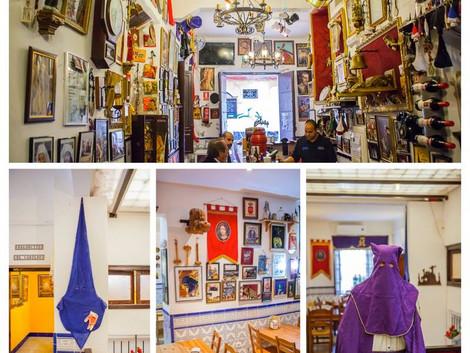 Restauracja Las Merchanas