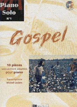 PIANO SOLO N°1   Gospel
