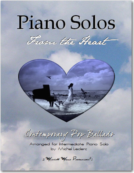 PIANO SOLOS From the Heart (sans CD)