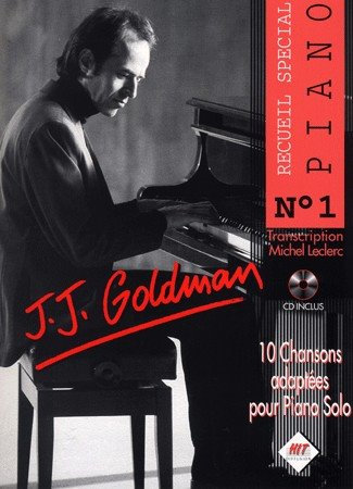 SPECIAL PIANO N°1 Goldman