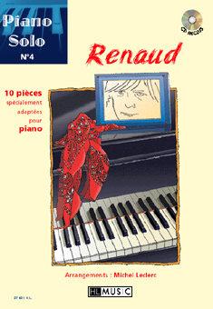 PIANO SOLO N°4   Renaud