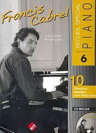 SPECIAL PIANO N°6    Cabrel