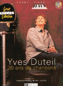 GREAT SINGERS   Duteil