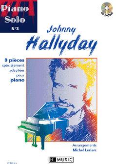 PIANO SOLO N°3   Hallyday