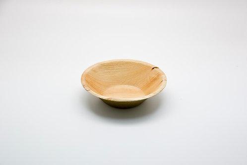 Round bowl 5' palmleaf 10PC