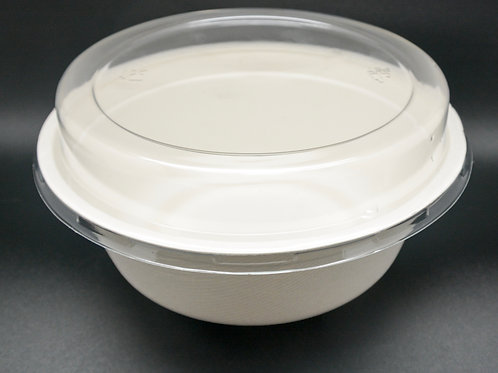Lid for a medium biodegradable bowl 8'