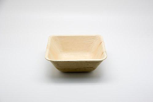 rectangular bowlpalme leaf5.5'-5.5' 10PC