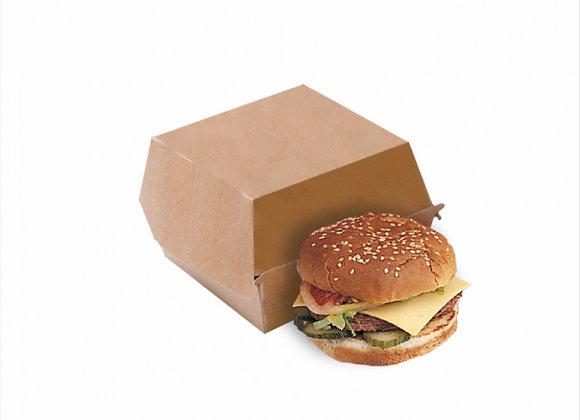 אריזה להמבורגר צדפה מקרטון S