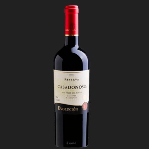 2018 Casa Donoso Cabernet Sauvignon 375ml