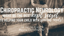 Chiropractic Neurology Might be the Best Kept Secret to Helping Your Child w/Special Needs