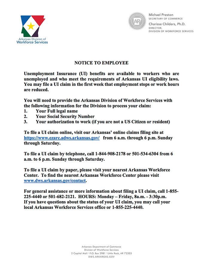 emergency-rule-30-notice-to-employee-may