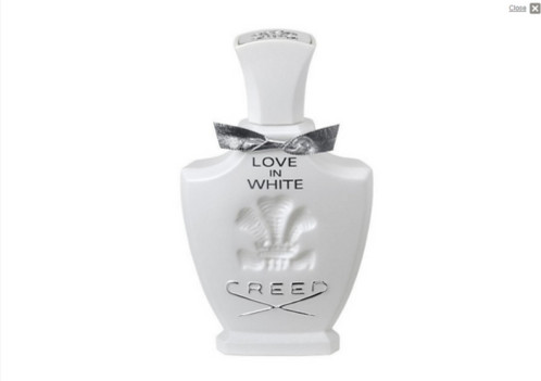 Creed love in white eau de parfum 75ml spray love in white is a gorgeous bouquet of white flowers combining the first blooms of spring magnolia narcissus and white hyacinth with fresh grass on a mightylinksfo