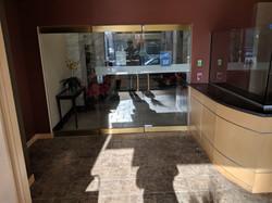 New Entryway