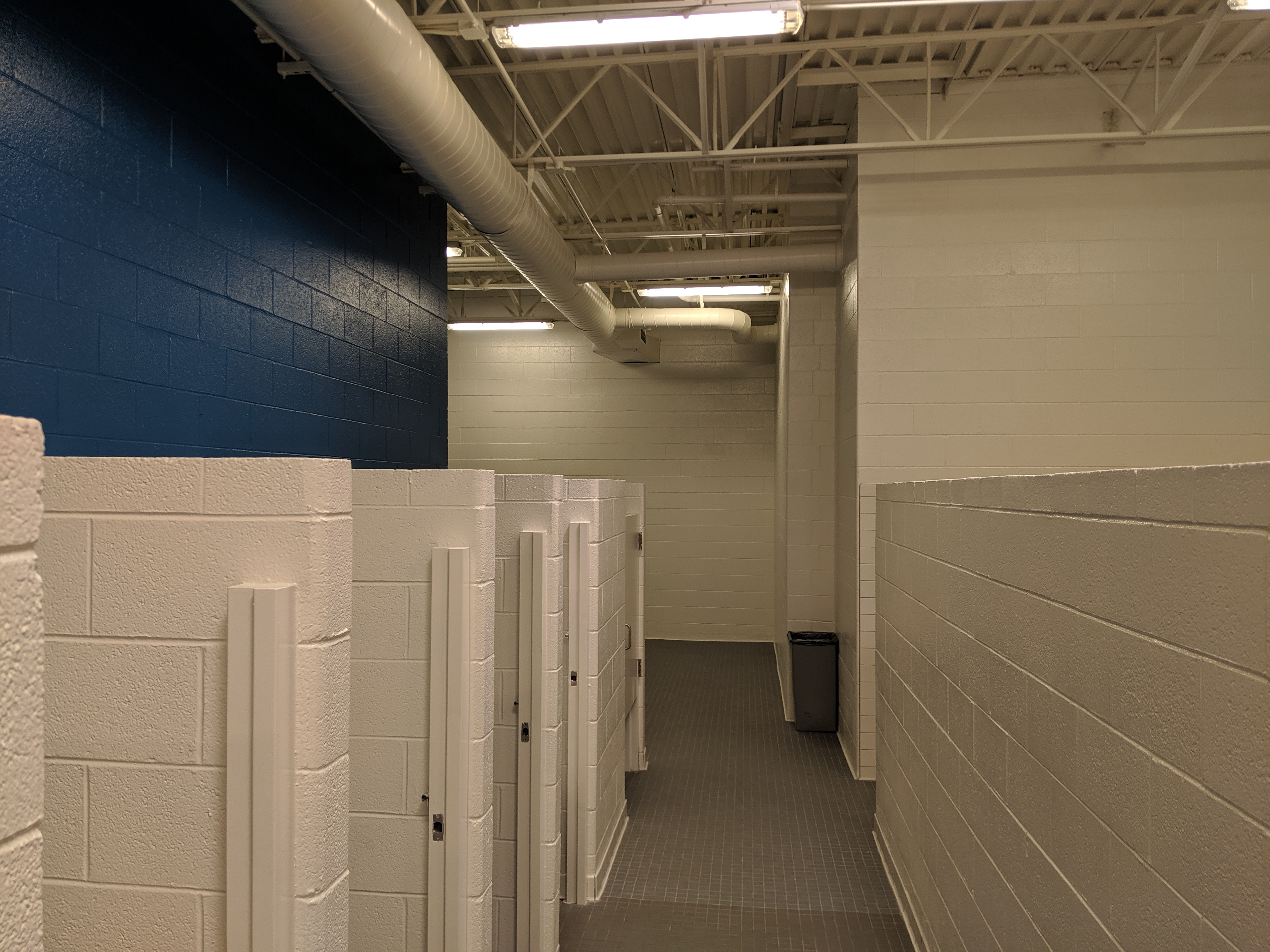 New Restroom