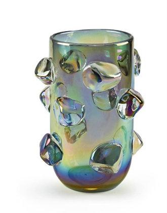 Gray Ice Vase