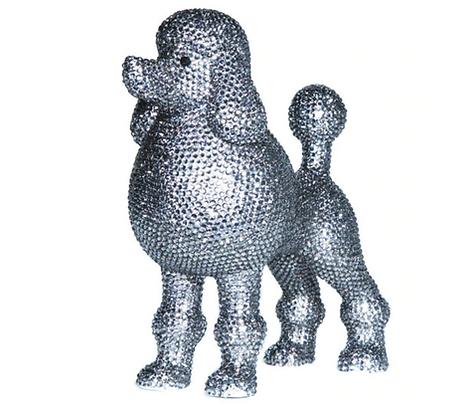 Rhinestone Poodle