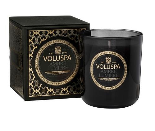 Voluspa Maison Noir Classic Candle