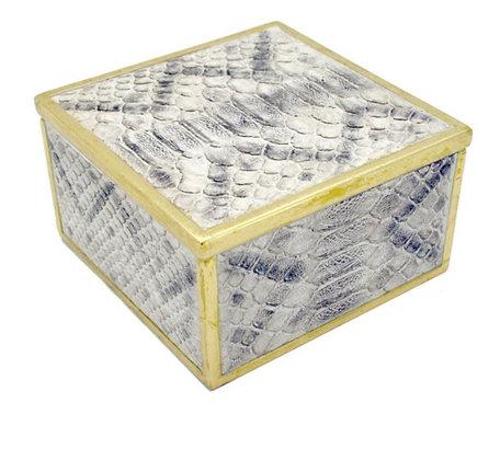 Square Boa  Box