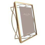 Elegance in Gold Frame