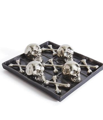 Skull n Bones Tic Tac Toe
