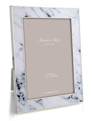 White Marble Frame