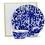 Thumbnail: Cobalt Splatter Enamelwear Chip and Dip