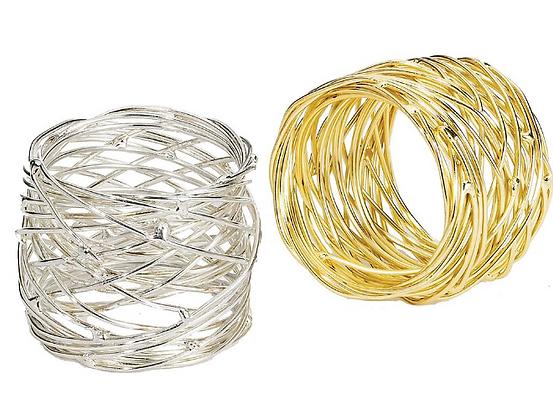 Tara Napkin Rings
