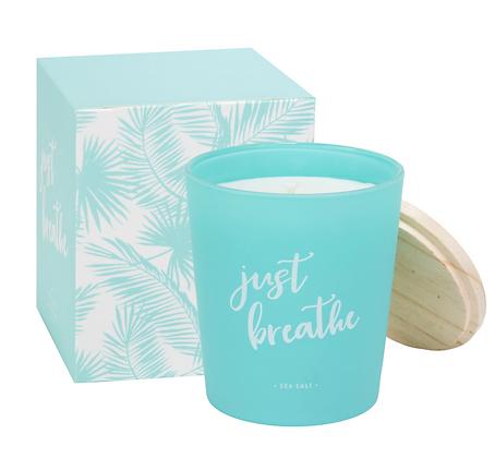 Just breathe- sea salt