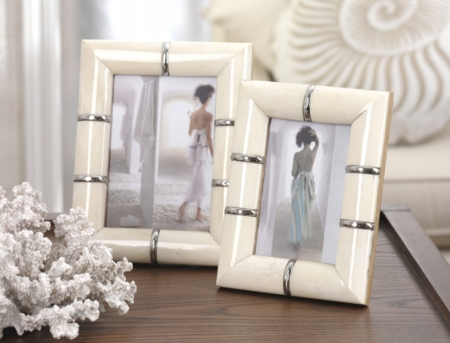 Playa Bone Picture Frame