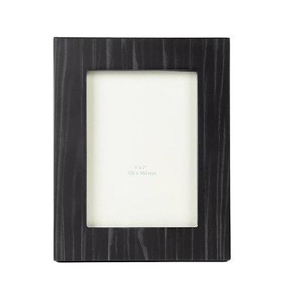 Matte Black 5 x 7  Frame