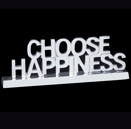 Choose Happiness-Inspirational saying