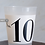 Thumbnail: Noir- Numbered Cups