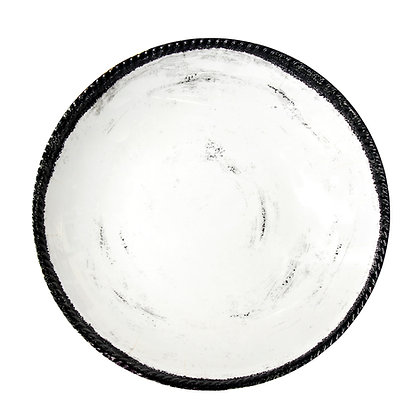 Italica shallow bowl