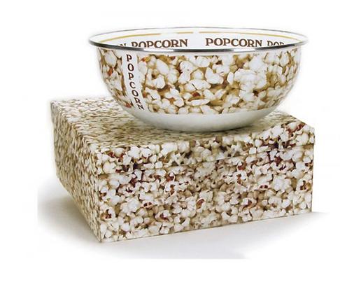 Popcorn Bowl in gift box