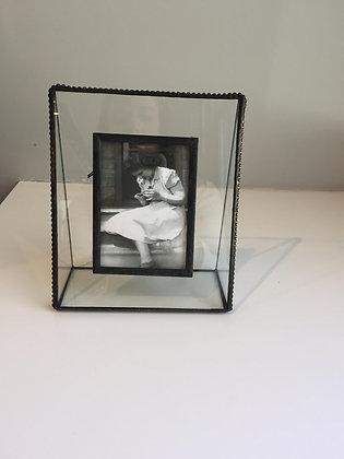 Glass Beaded Edge Frame