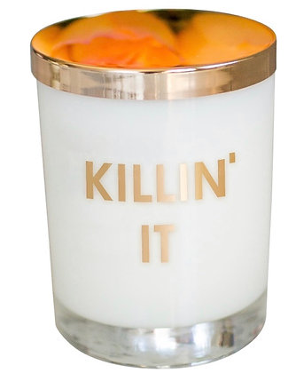 Killin it Candle