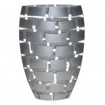 Silver Wall Vase