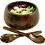 Thumbnail: Mango wood salad bowl