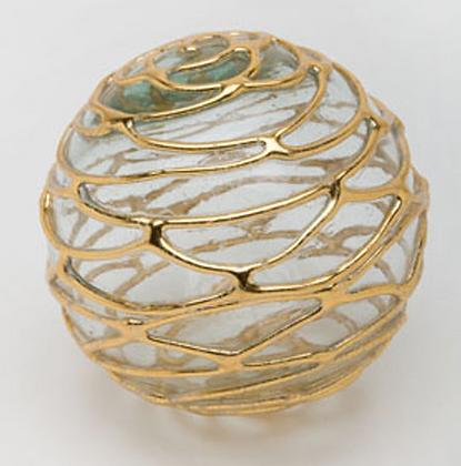 Grid Glass balls