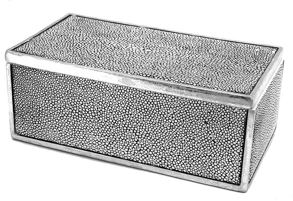 Resin Shagreen Boxes
